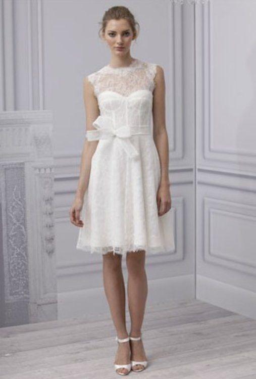 Die 101 Atemberaubendsten Kurzen Brautkleider Und