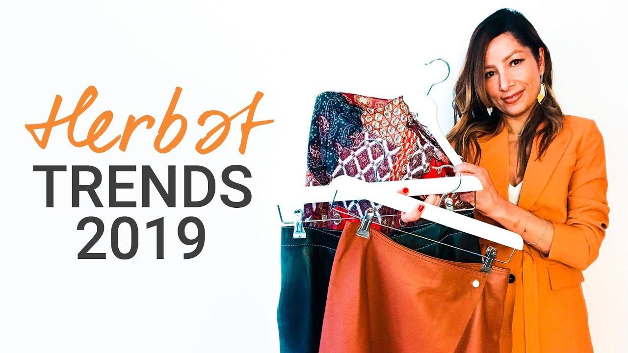 Die 8 Größten Modetrends Herbst Winter 2019 2020 Und Wie