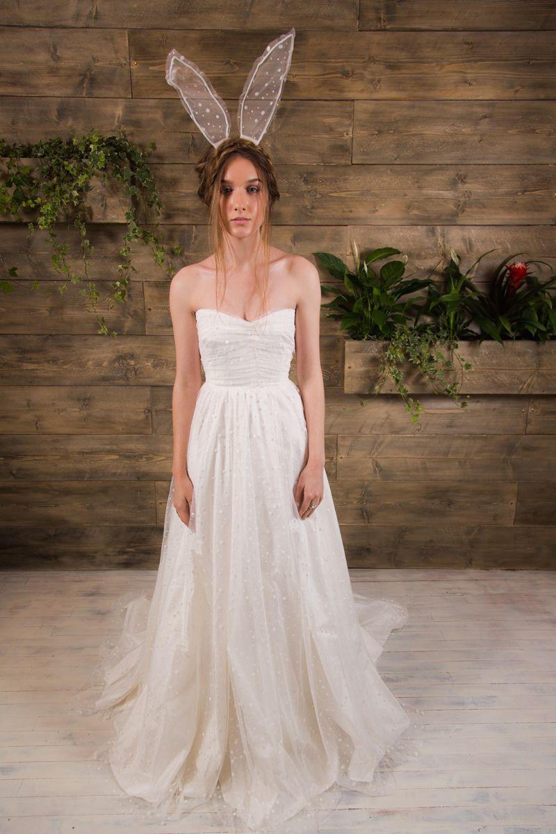 Die Perfekte Brautkleidkollektion Für Schrullige Bräute