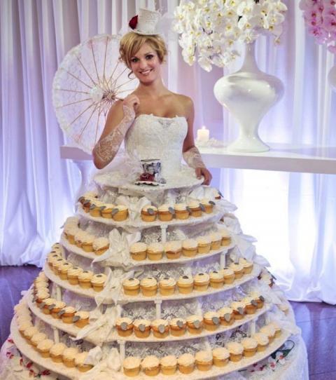 Die Schlimmsten Hochzeitskleider Der Welt