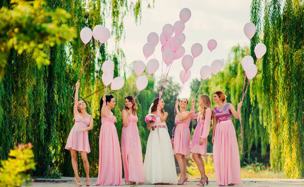 Die Schönsten Brautjungfernkleider Für Die Kommende