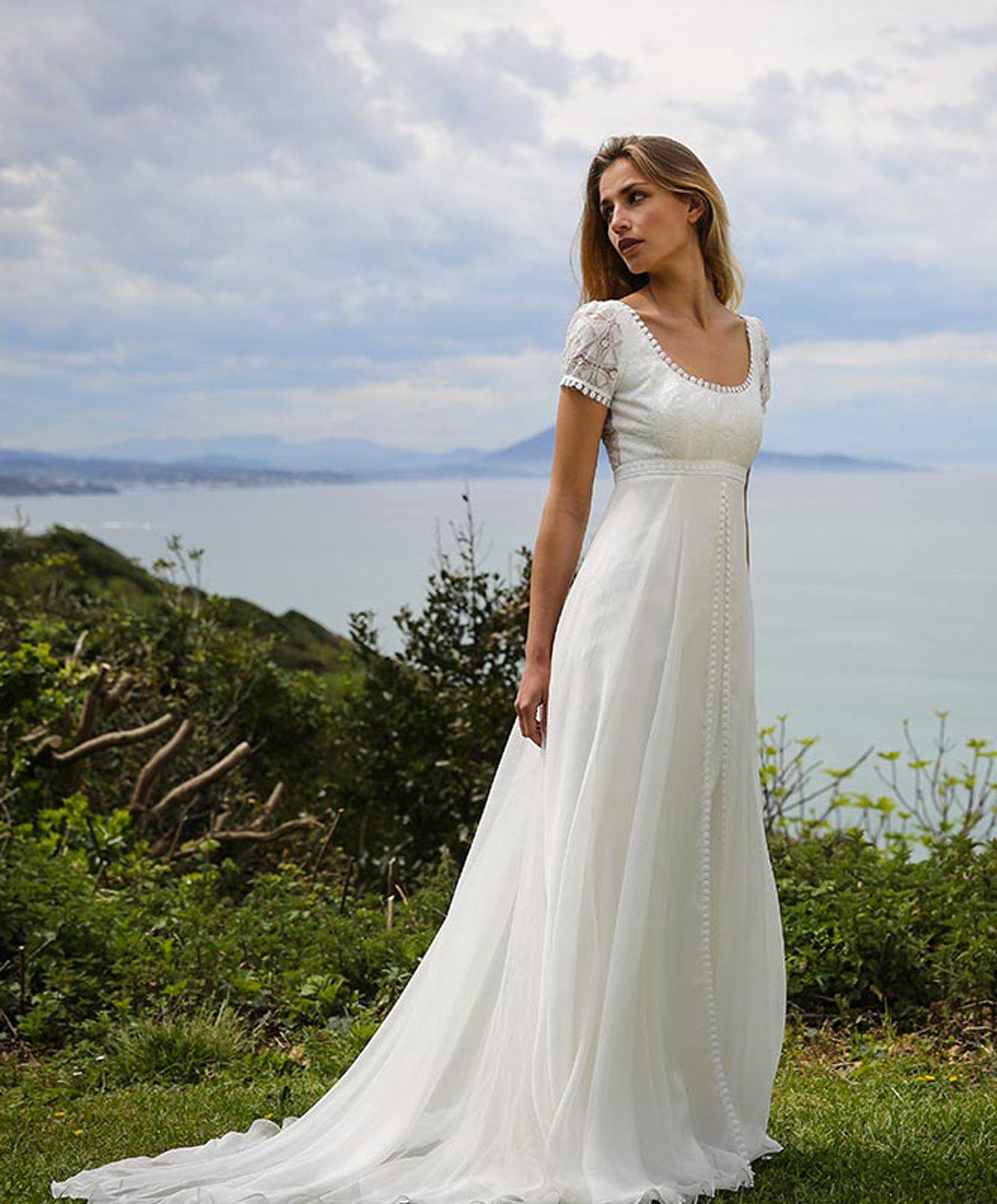 Die Schönsten Brautkleider 2020  Brautkleid Vintage