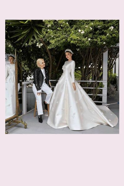 Die Schönsten Brautkleider Der Stars  Kleid Hochzeit