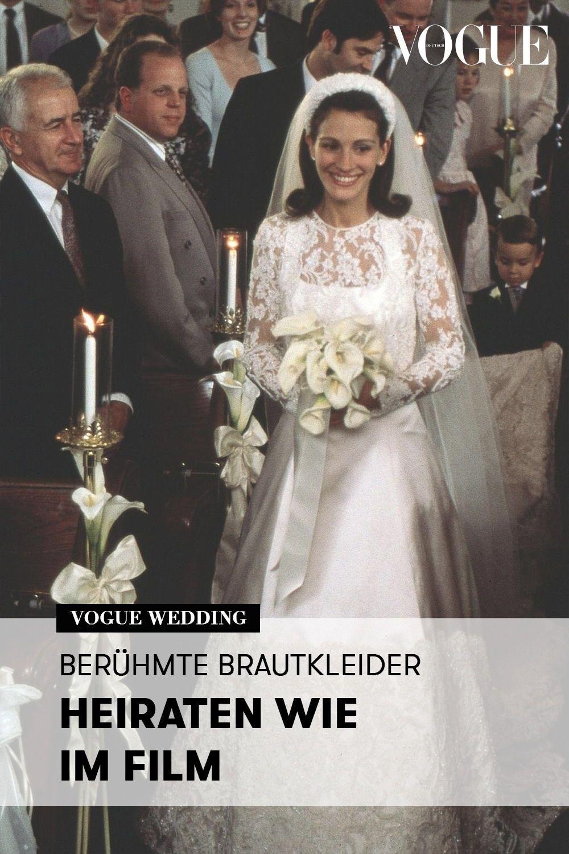 Die Schönsten Brautkleider Die Jemals In Filmen Zu Sehen