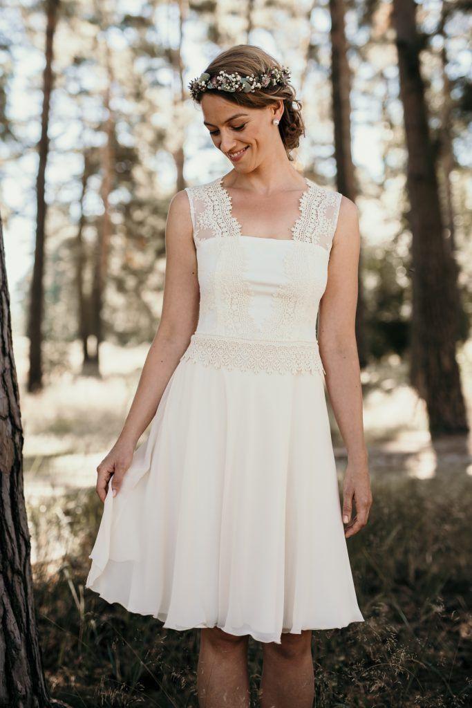Die Schönsten Brautkleider Fürs Standesamt 2019 In 2020