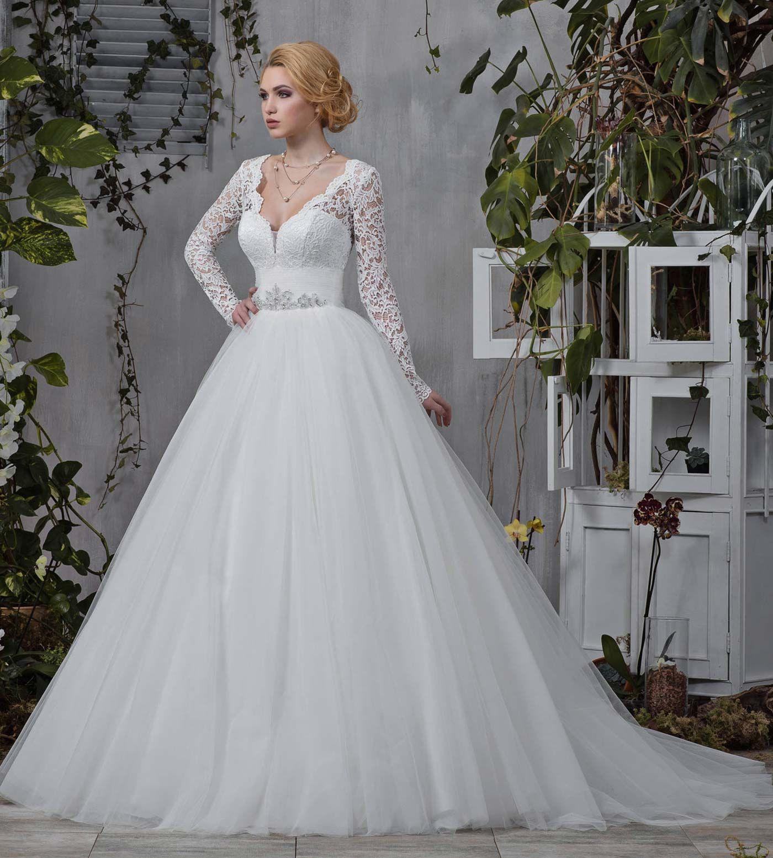 Die Schönsten Brautkleider Im Winter Winterbrautkleid