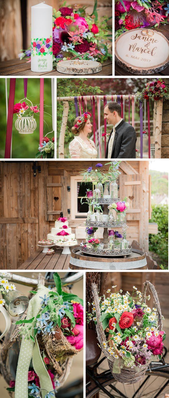 Die Schönsten Ideen Für Eine Hochzeit Auf Der Alm  Ideen