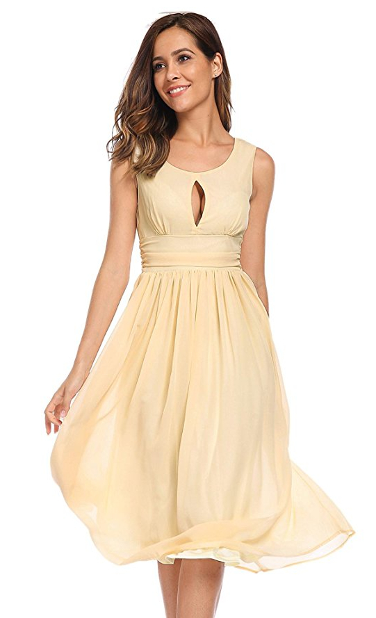 Die Schönsten Kleider Für Hochzeitsgäste Und Brautjungfern