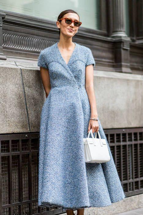 Die Schönsten Looks Aus Den Straßen Der London Fashion