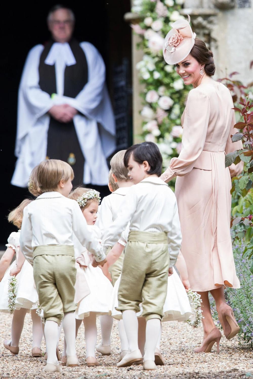 Die Stilevolution Von Kate Middleton In 2020  Pippa