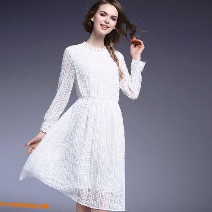 Die Top 20  Weiße Sommerkleider Damen Modetrends 2018