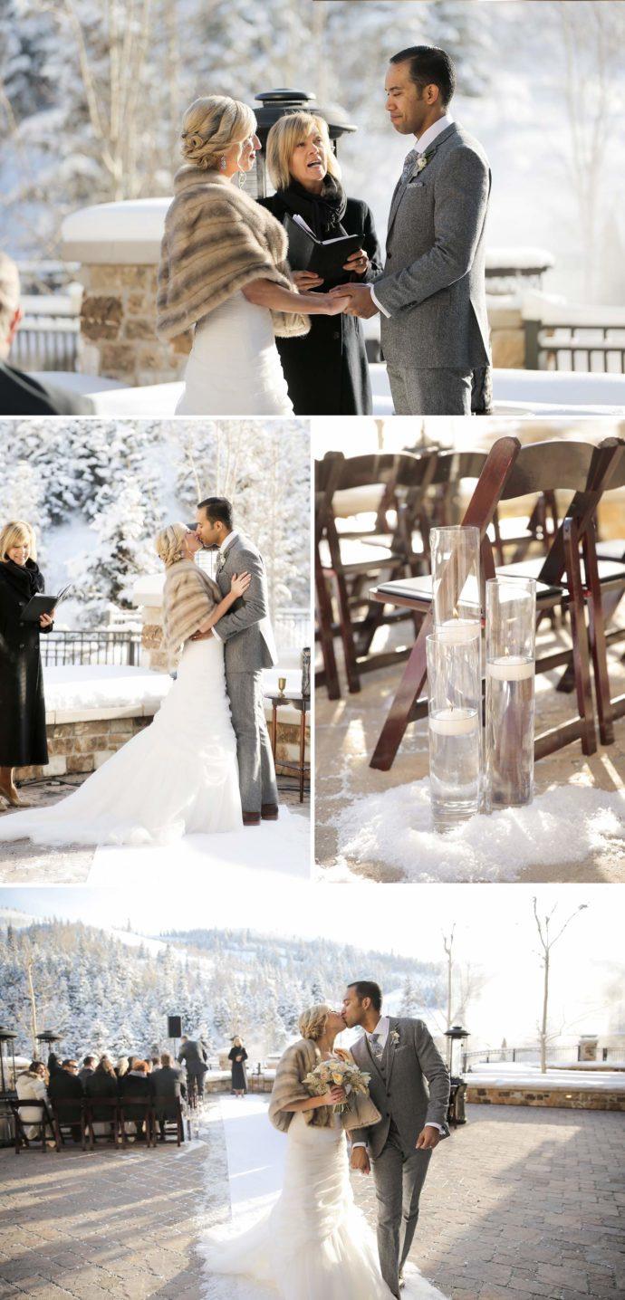 Die Winterhochzeit  20 Inspirationen Für Die Hochzeit Im