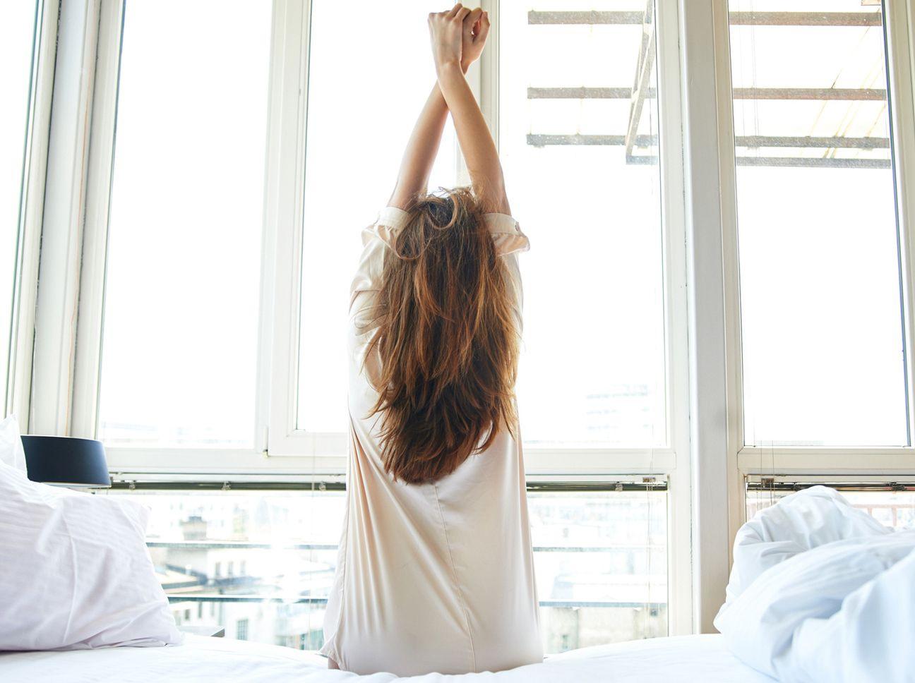 Diese Morgenroutinen Machen Schlank  Morgenroutinen