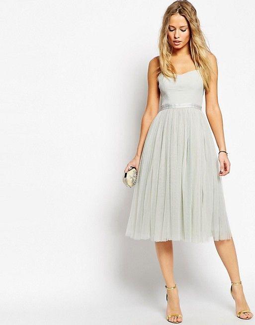 Discover Fashion Online  Kleider Hochzeit Midikleider