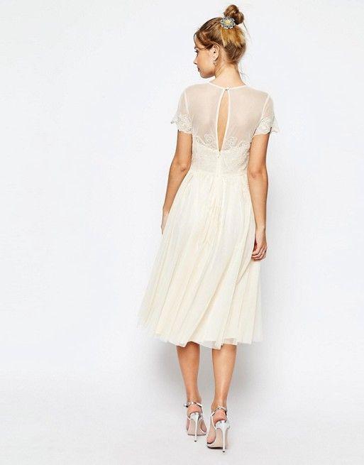 Discover Fashion Online  Standesamtliche Trauung Kleid