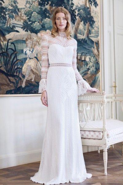 Divine Atelier  Alma  Kleid Hochzeit Brautkleid Lange