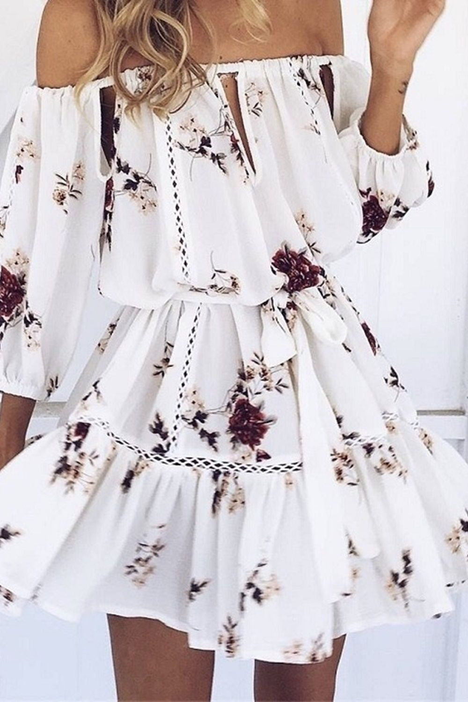Dm Happy Dress  Kleidung Sommerkleid Sommer Kleider