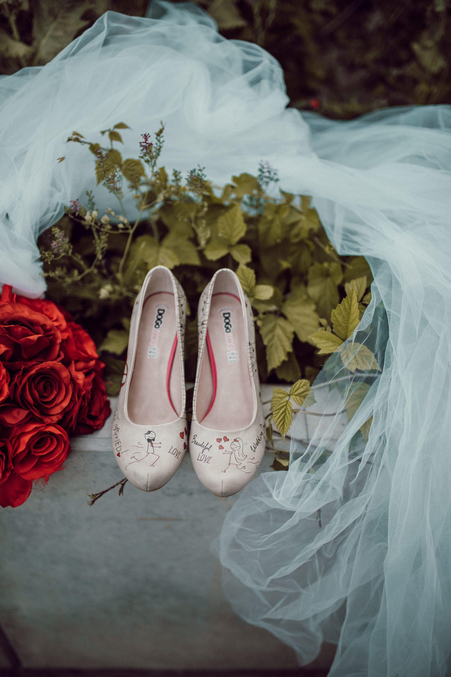 Dogo Highheels  Just Married  Hochhackige Schuhe