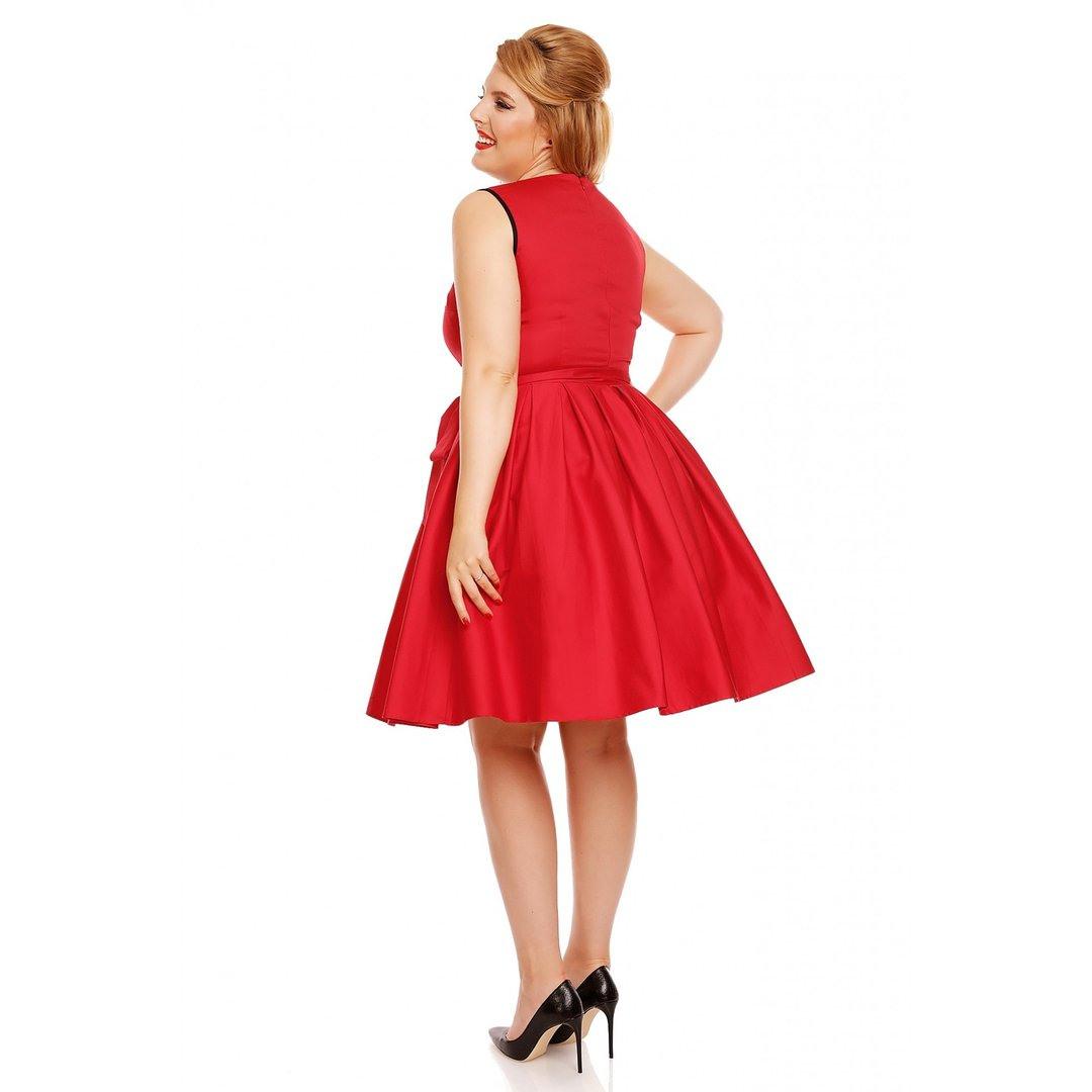 Dolly  Dotty 50Er Jahre Retro Vintage Petticoat Kleid