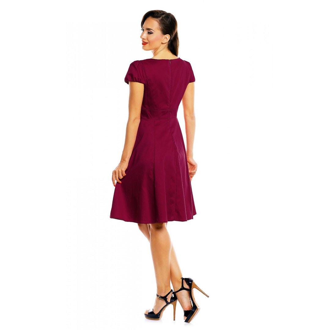 Dolly  Dotty 50Er Jahre Rockabilly Petticoat Kleid