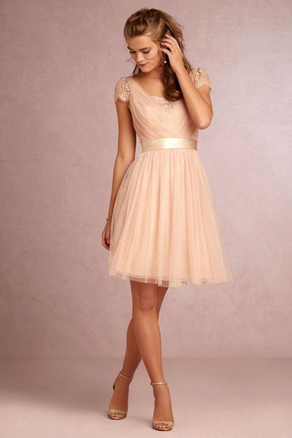 Download 24 Kleid Fuer Hochzeitsgast Rosa  World