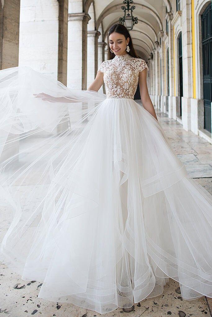Dreamdress Oksanamukah In 2020  Braut Kleider Hochzeit