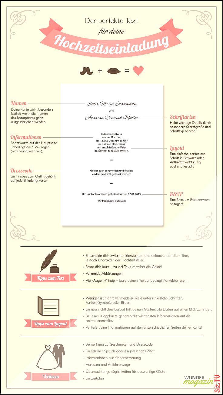 Dresscode Hochzeit Einladung Spruch