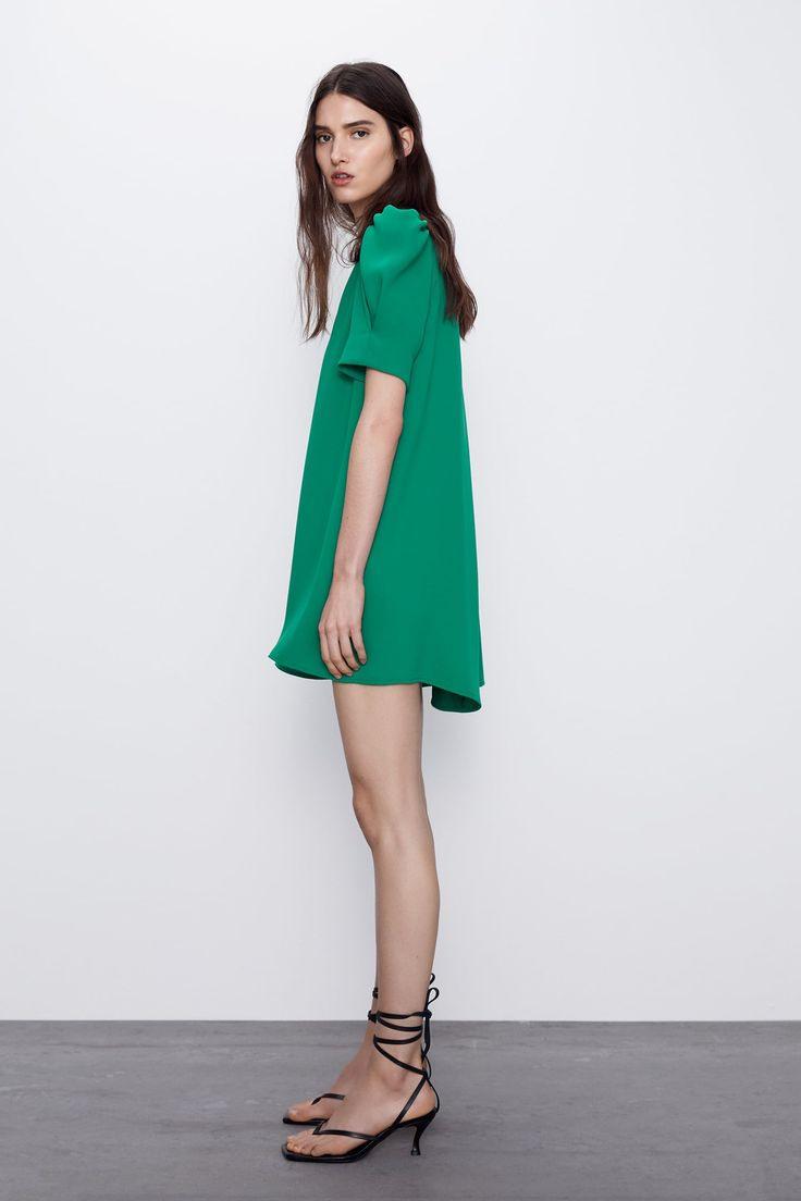 Dresses For Women  Zara United States In 2020  Kleider