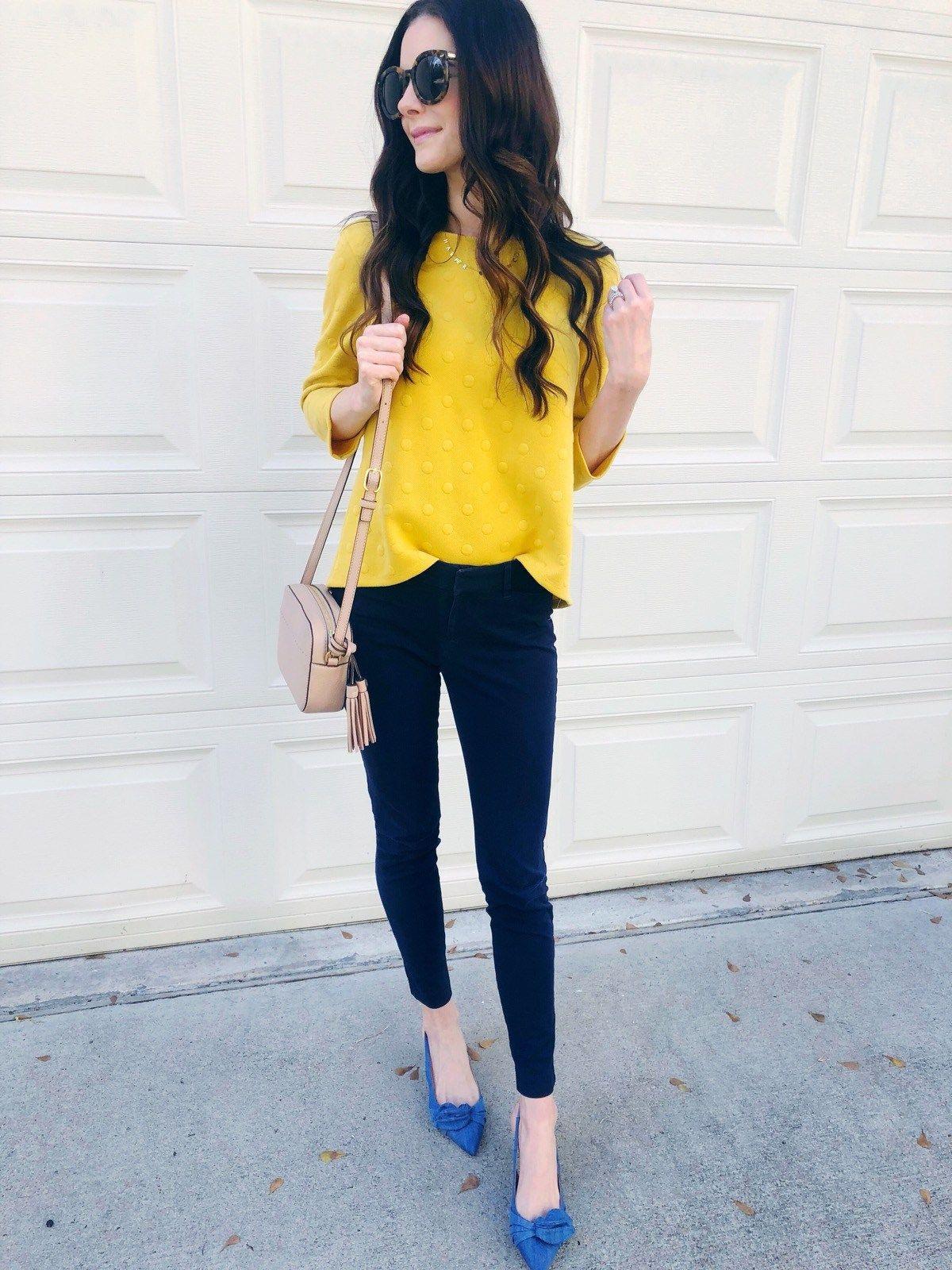 Dressing For Fall With Tj Maxx  Veronika's Blushing