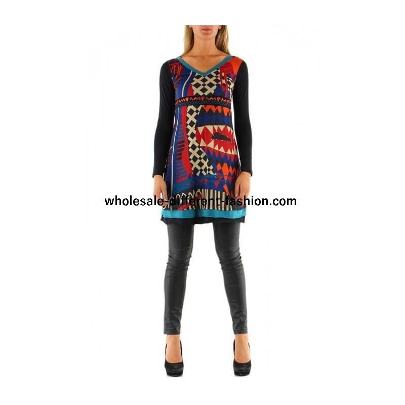 Dropshippinglieferant Kaufen Kleider Tuniken Winter