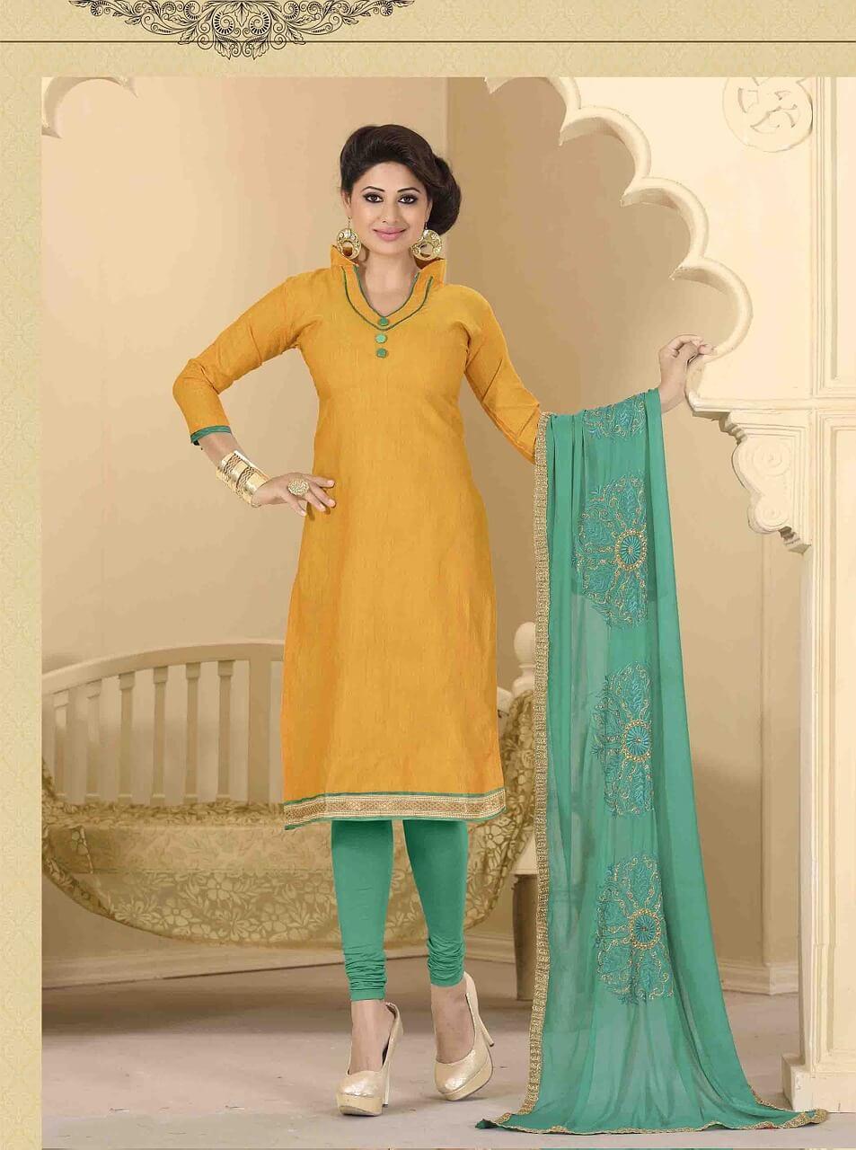 Dupatta  Indische Kleidung