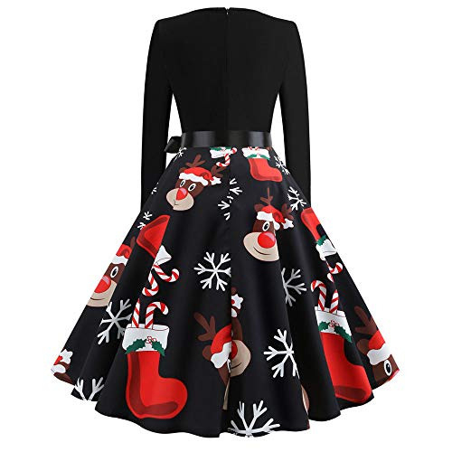 ᐅ Weihnachtskleid // Weihnachten Partykleid Festlich