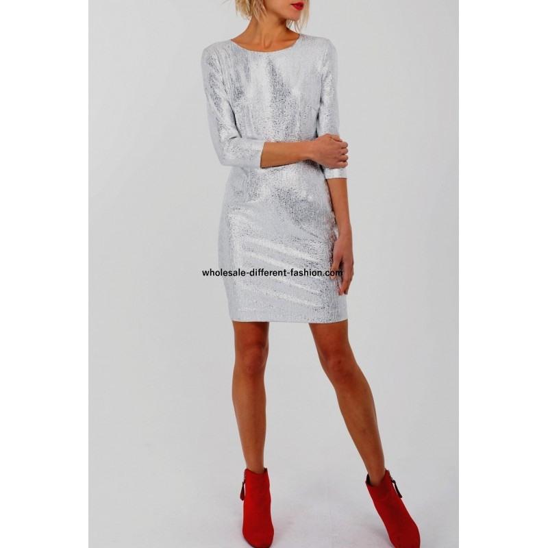 【Großhandel Online Shop Für Damenmode】 Weiterverkauf Kleid