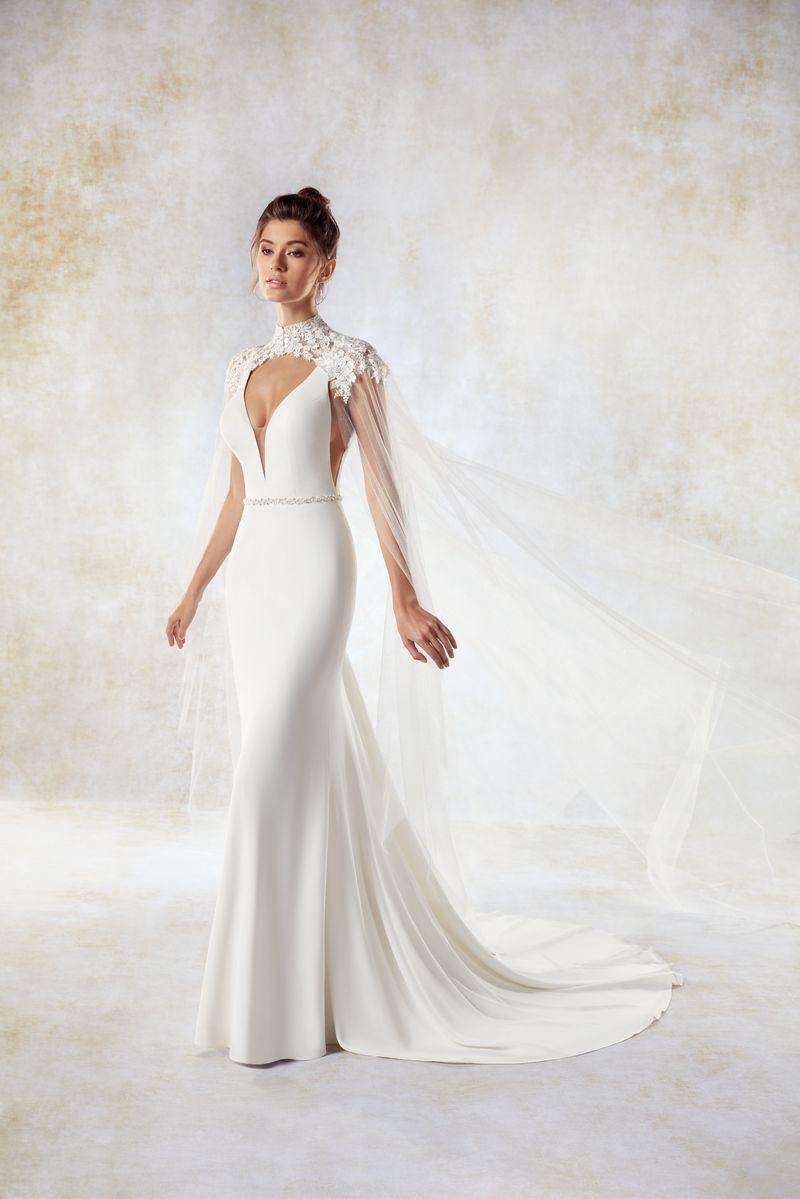Eddy K 2019  Brautkleid Kleid Hochzeit Brautmode