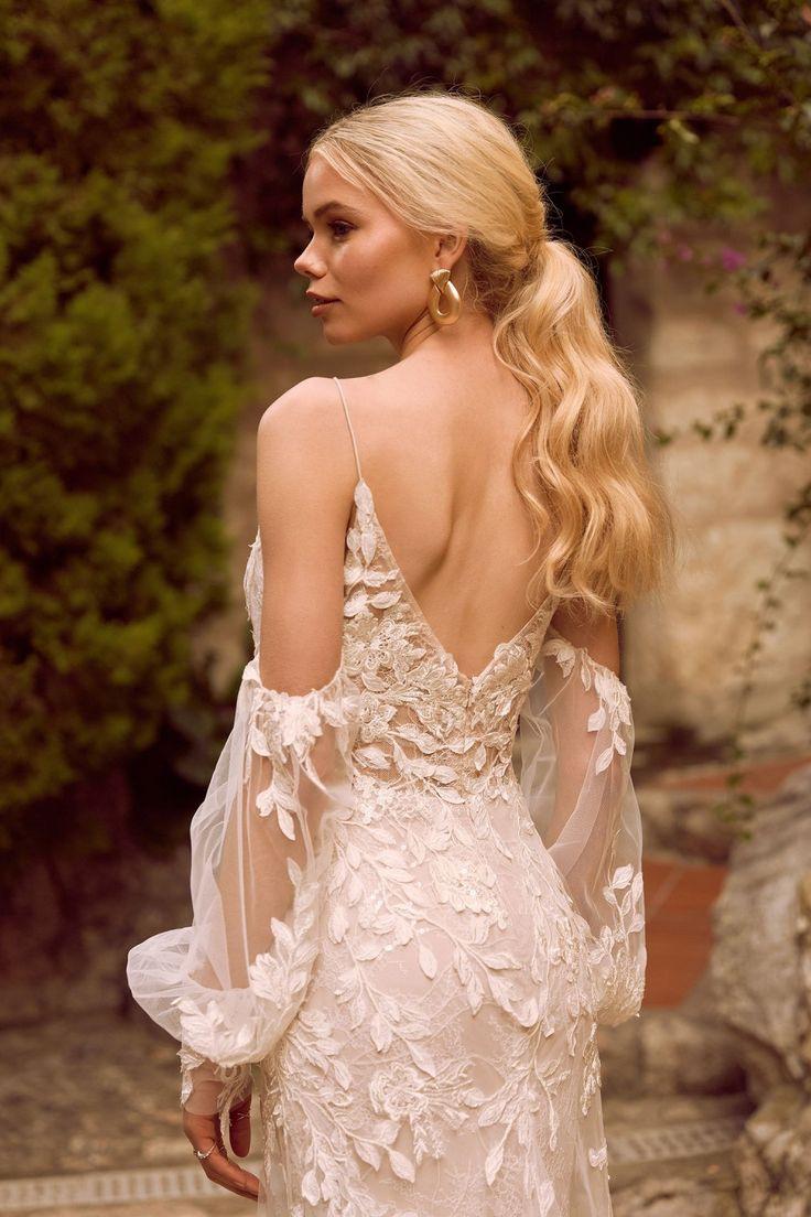 Ehre  Neue Brautkleider Kleid Hochzeit Und Prächtiges