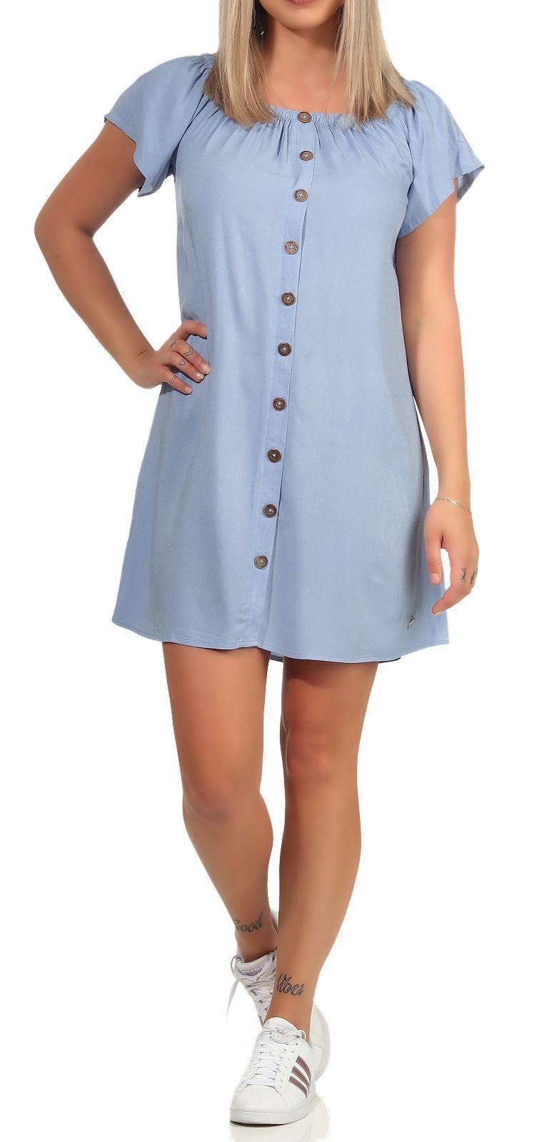 Eight2Nine Damen Viskose Kleid Letn045  Eight2Nine
