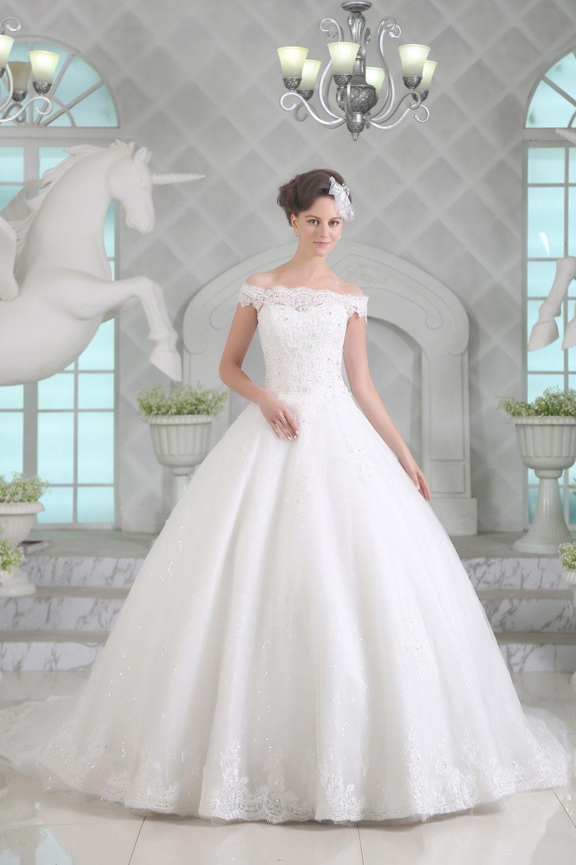 """Ein Echtes Prinzessinnenkleid Brautkleid """"Heidi"""