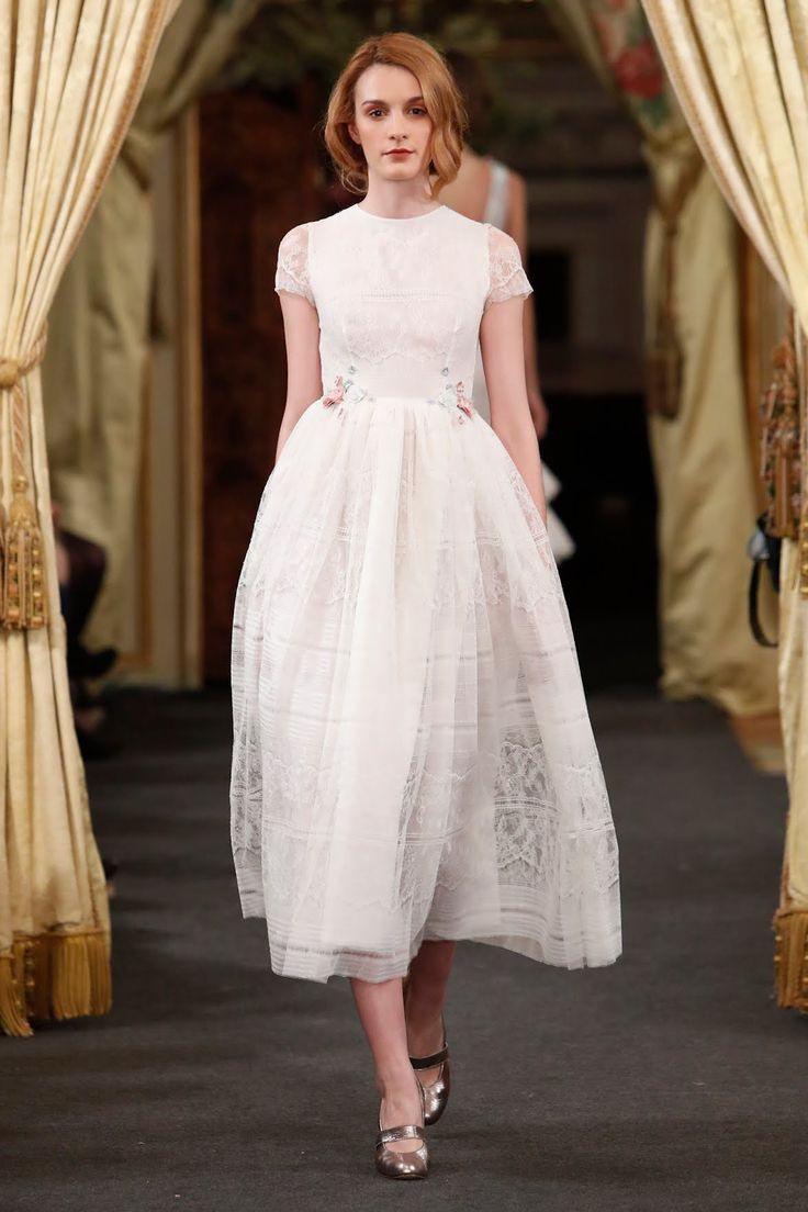 Ein Hoch Auf Kurze Brautkleider  Ob Für Das Standesamt