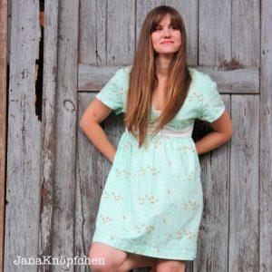 Ein Sommerkleid Nähen Mit Hindernissen  Der 2 Versuch