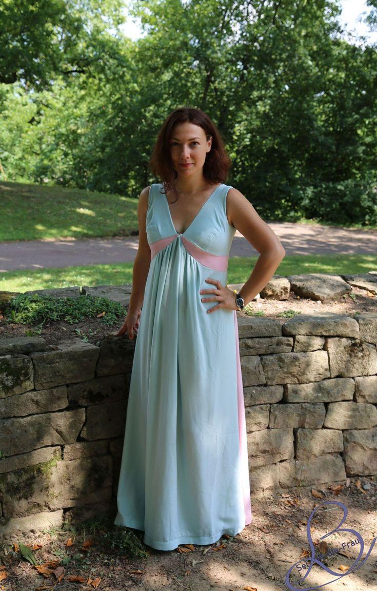 Ein Sommernachtstraum Maxikleid Nähen  Maxi Kleider