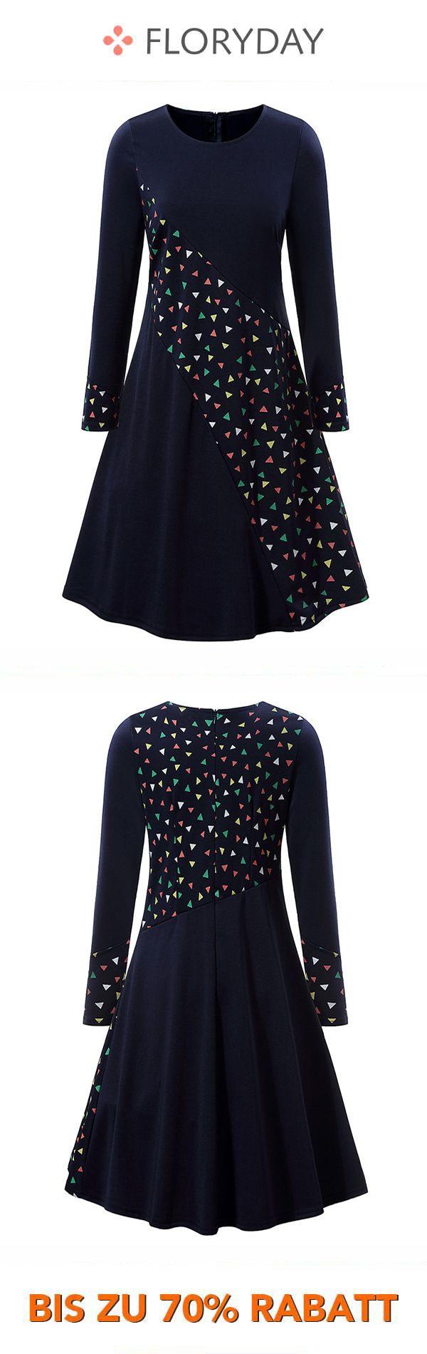 Ein Tolles Kleid Für Die Saison  Damenmode Kleider Mode