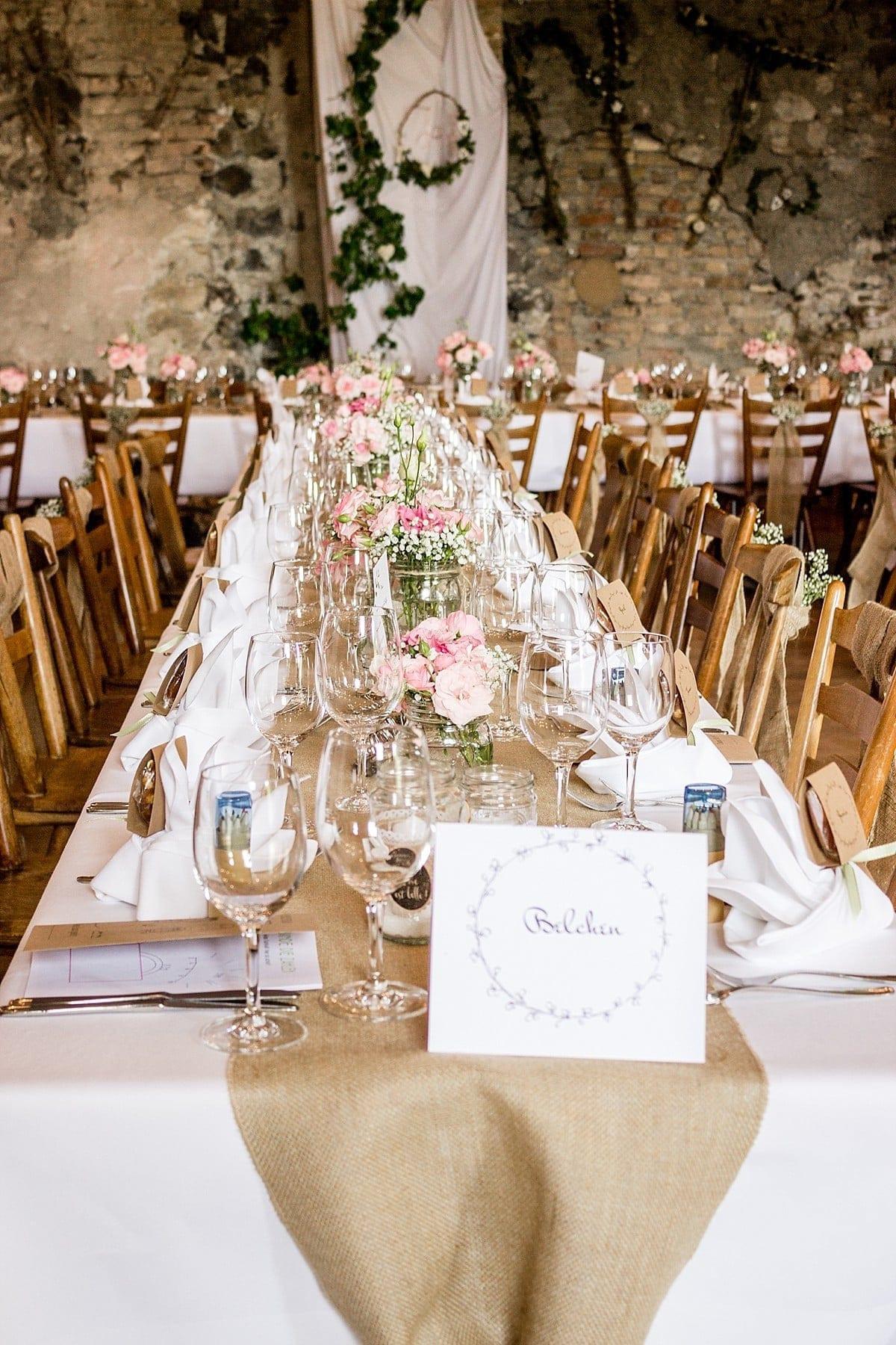 Eine Vintage Hochzeit Auf Dem Schloss Burkheim