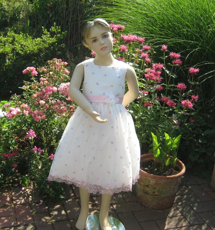 Eisend Kids Blumenkind Mädchen Fest Kleid Fleure