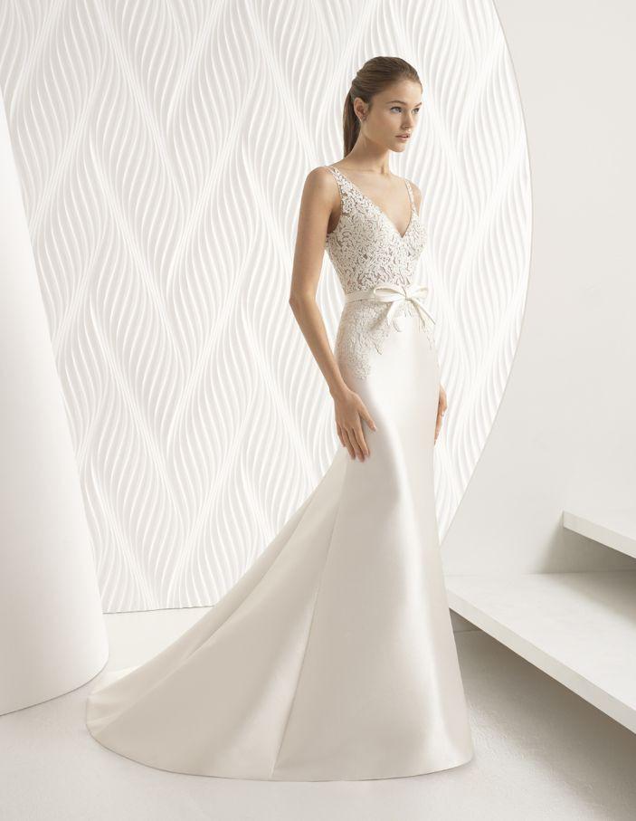 Elegant  Happy Brautmoden  Kleid Hochzeit Brautmode