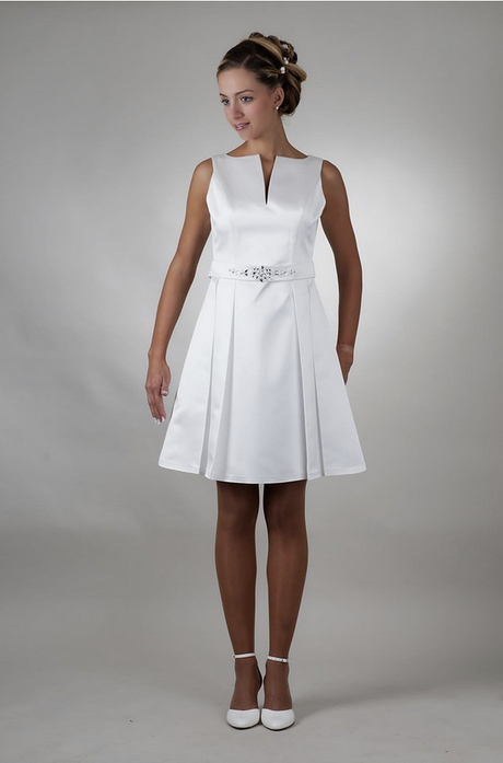Elegante Kleider Standesamtliche Hochzeit