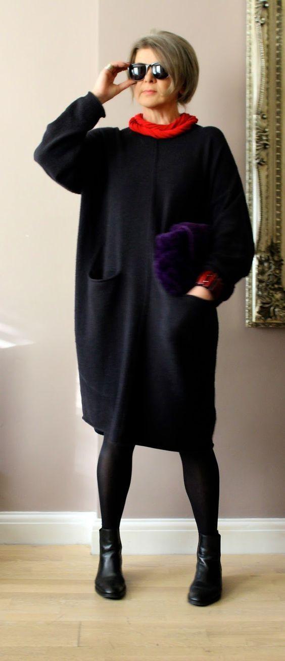 Elegantes Bequemes Outfit Pro Frauen Ab 50 Jahren In 2020