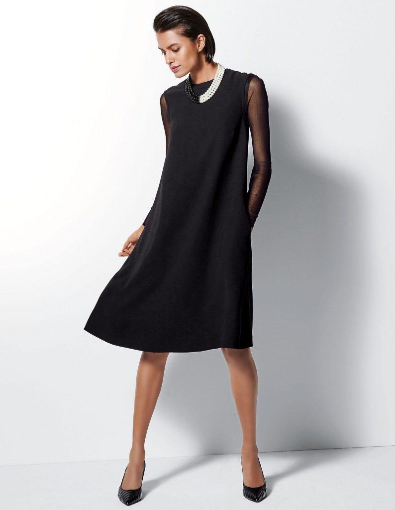 Elegantes Kleid In Alinie  Madeleine Mode  Elegante