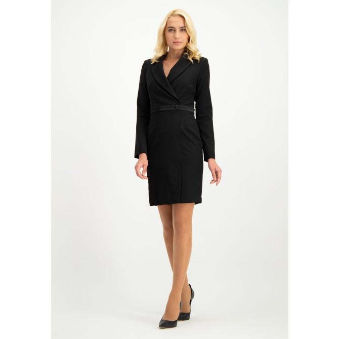Elegantes Kleid Neola Im Smokingstildamenmode Online Kaufen