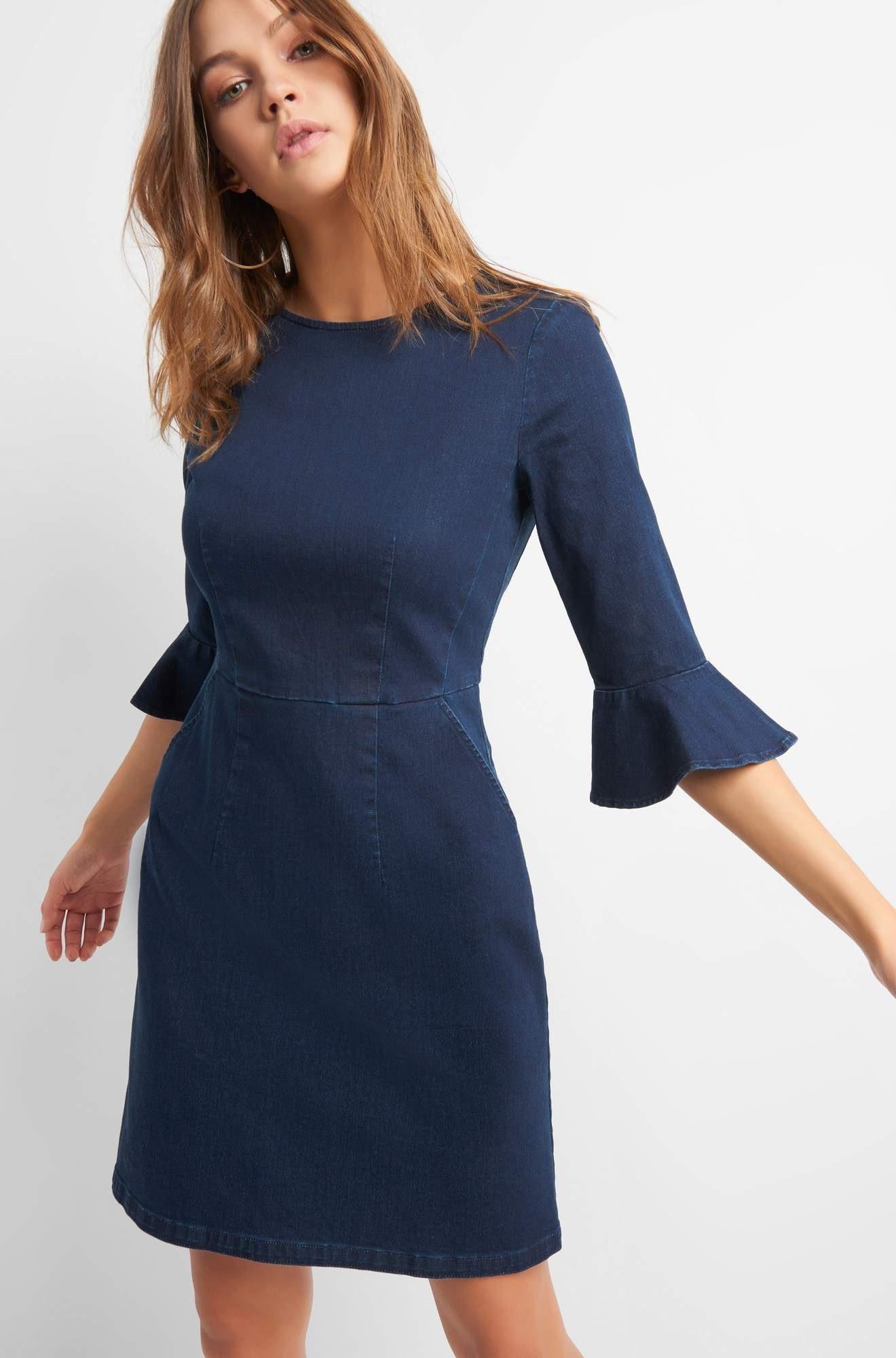 Elegantes Kleid  Orsay