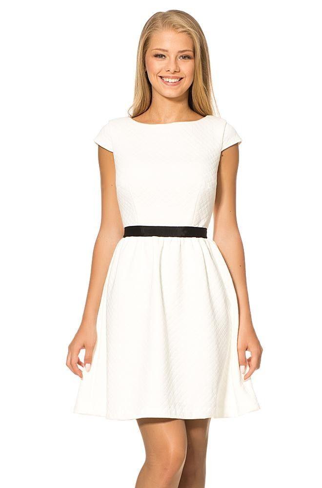 Elegantes Kurzes Kleid  Kleider  Collection  Kleider